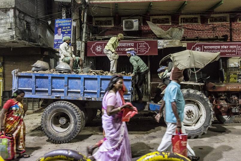 Varanasi, India 2018