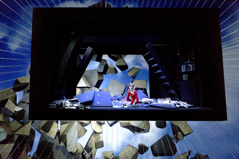 Holland Festival, Amsterdam 2013, Quartett