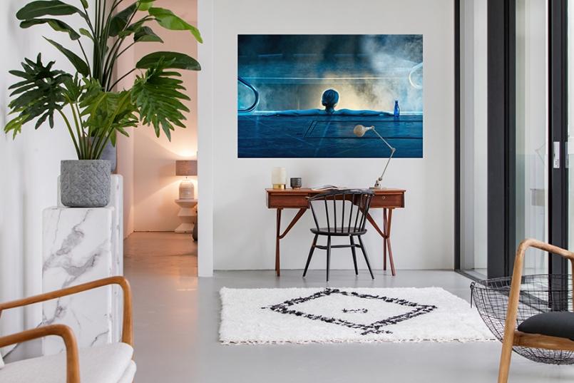 Interieur, Amsterdam 2019