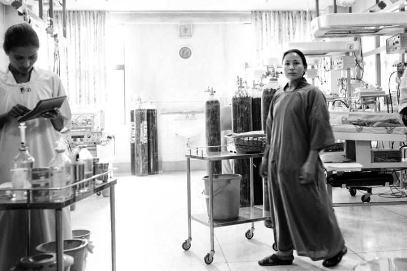 Kanti Childrens Hospital, Kathmandu